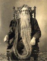 Коса и борода