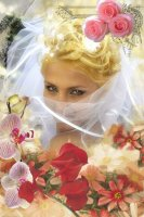Свадебная рамка 1