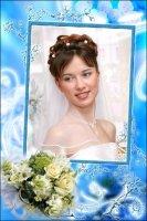 Свадебная рамка 2