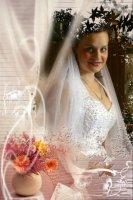 Свадебная рамка 5