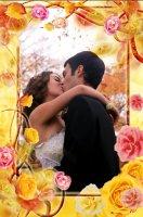 Свадебная рамка 14