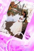 Свадебная рамка 18