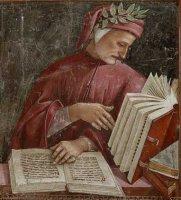 О книге, которую Данте продиктовал около полувека назад.