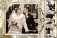 Свадебная рамка 28