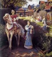 Семейный быт Древней Руси