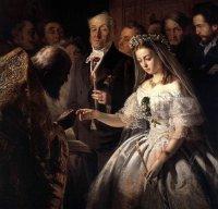 Василий Пукирев «Неравный брак»