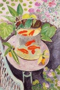 Анри Матисс (1869-1954) Красные Рыбы 1911 г.