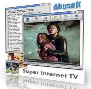 Программа Internet TV v.8.1 Super Premium Edition