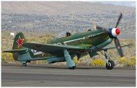 Краткий очерк о самолете Як-9