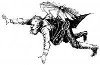 Как человек научился летать