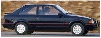 Ford Escort: заслуженная популярность