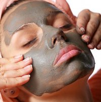 Как сделать маску из глины?
