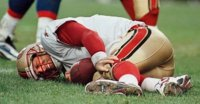 Части тела и органы спортсменов, которые травмируются чаще всего