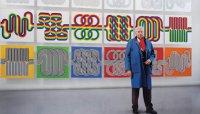 Легендарный художник-модернист Хулио Ле Парк