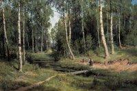 Симфония природы художника Шишкина