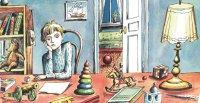 Игрушка в детской литературе